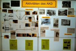 Aktivitäten des AKD